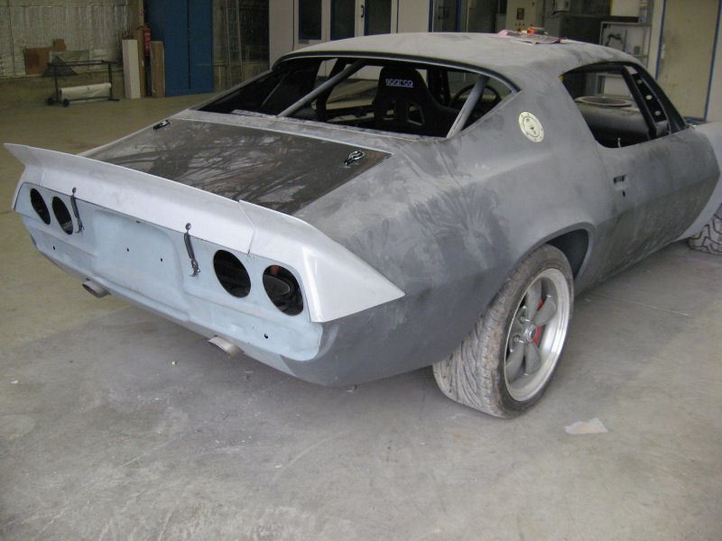 devis carrosserie, devis peinture auto, carrosserie Camaro