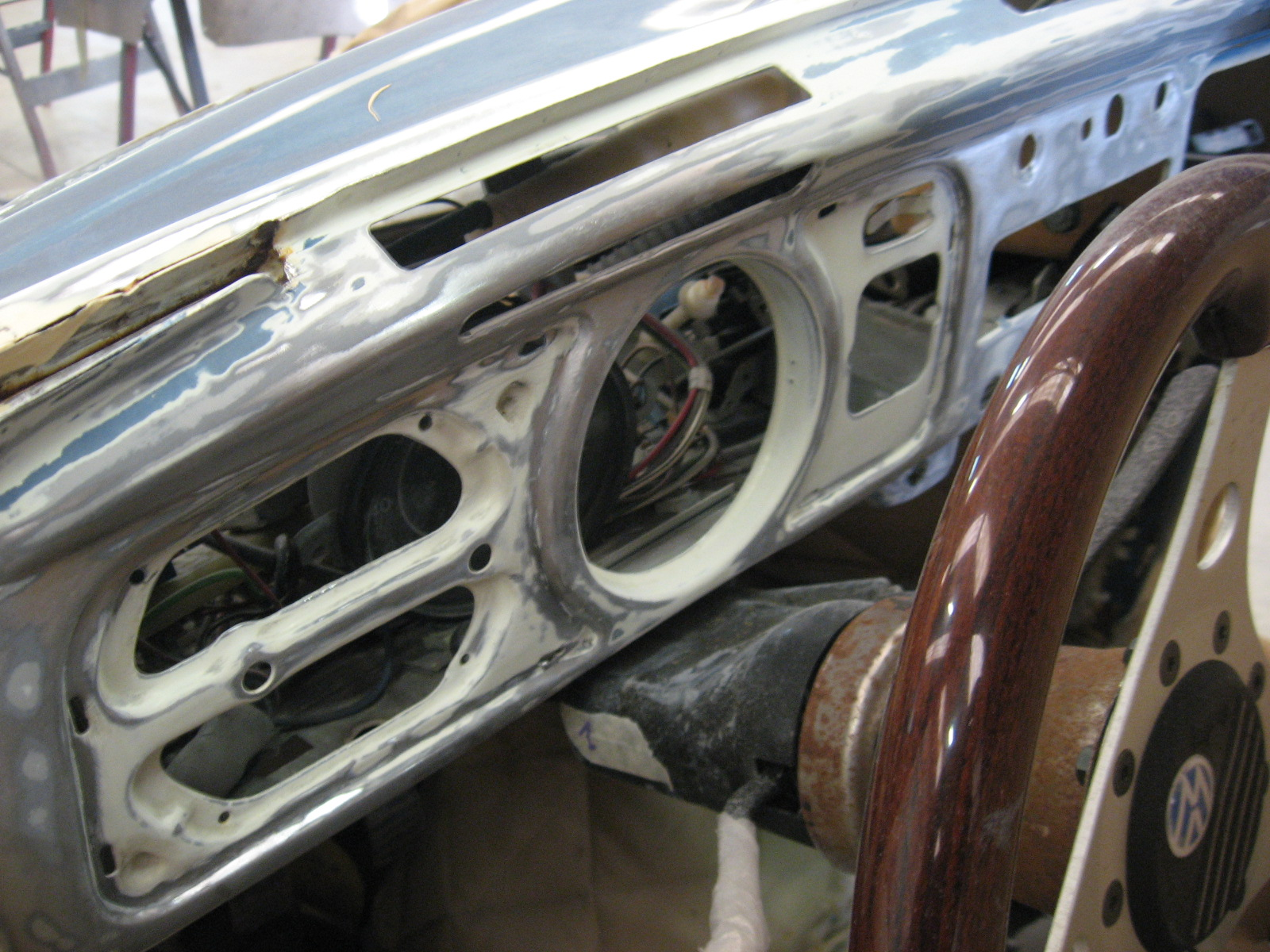 RESTAURATION VW COC