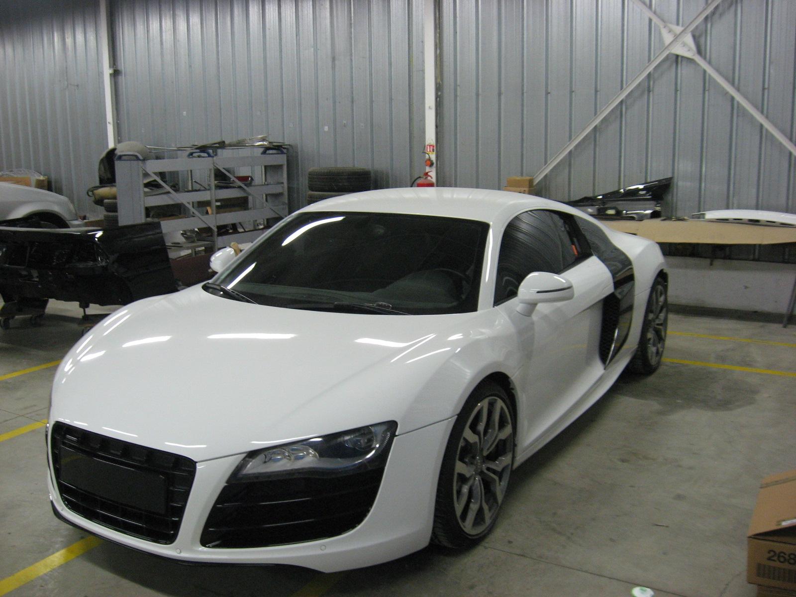 devis carrosserie, devis peinture auto, carrosserie R8 V10
