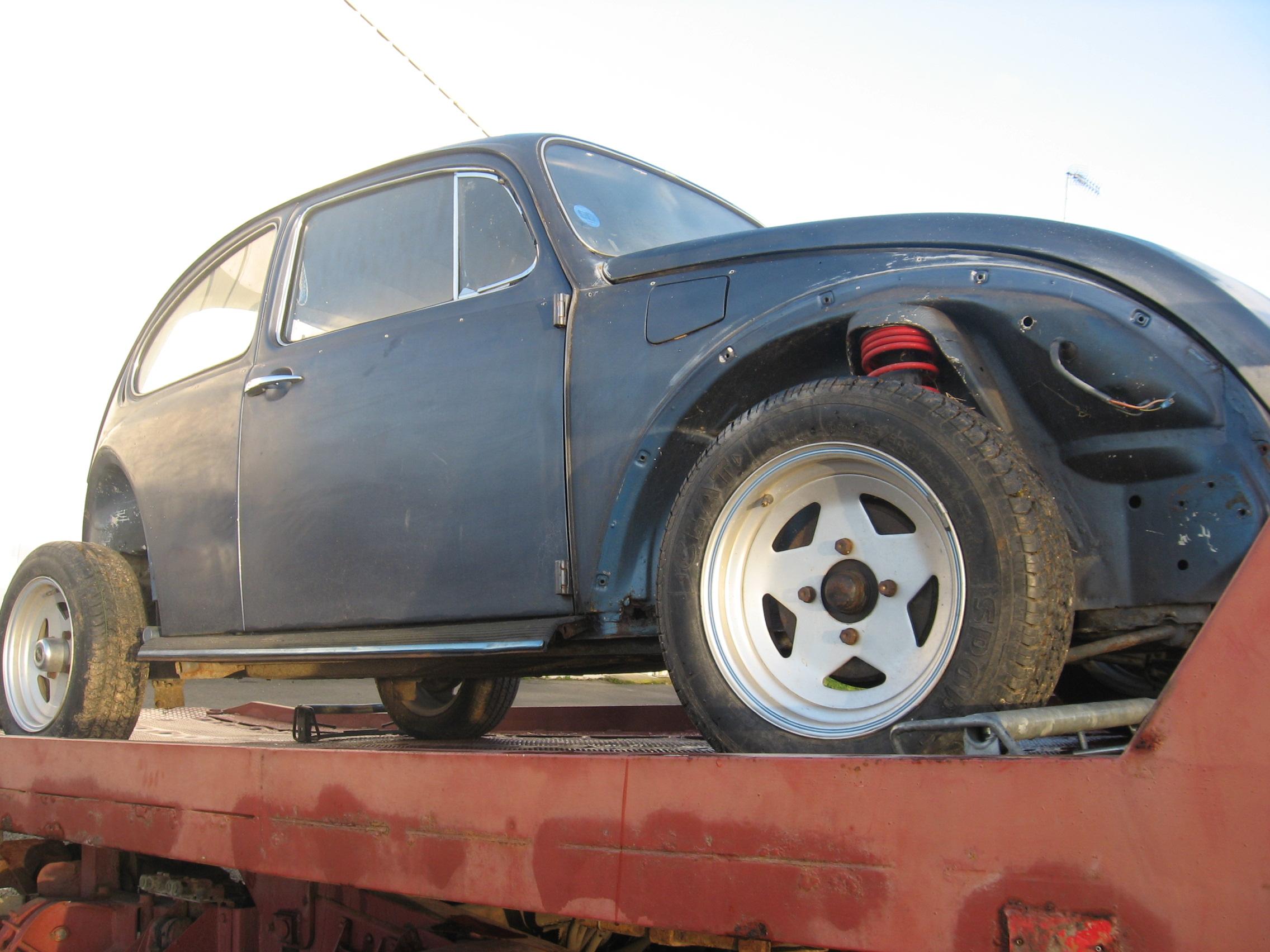 devis carrosserie, devis peinture auto, carrosserie RESTAURATION VW COC