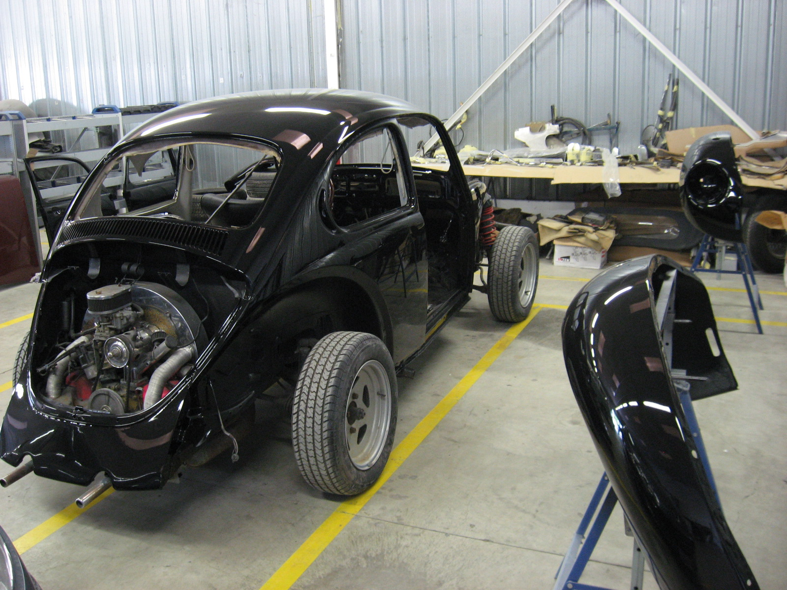 RESTAURATION VW COC