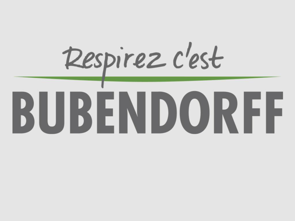 Bubendorff, moteur de volet roulant
