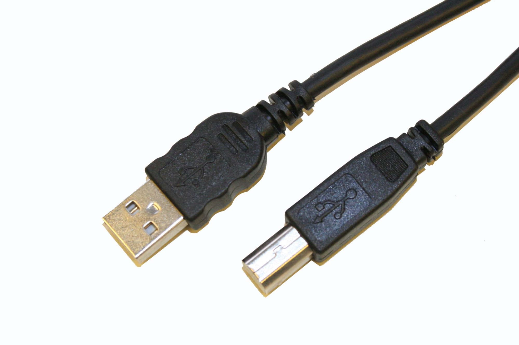 Câble USB 2.0 - A/B - 01,80 Métre