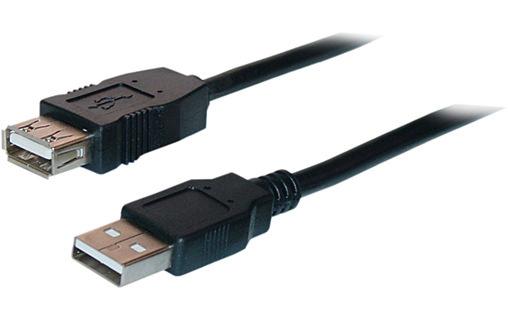 Rallonge USB 2.0 - A/A - 03 Métres