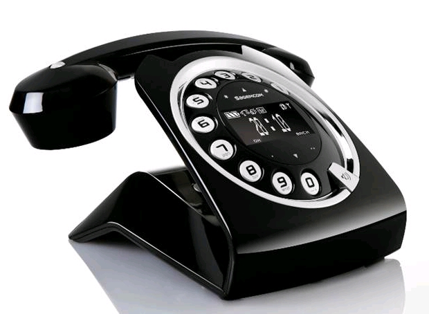 Téléphone SAGEMCOM Sixty - Noir