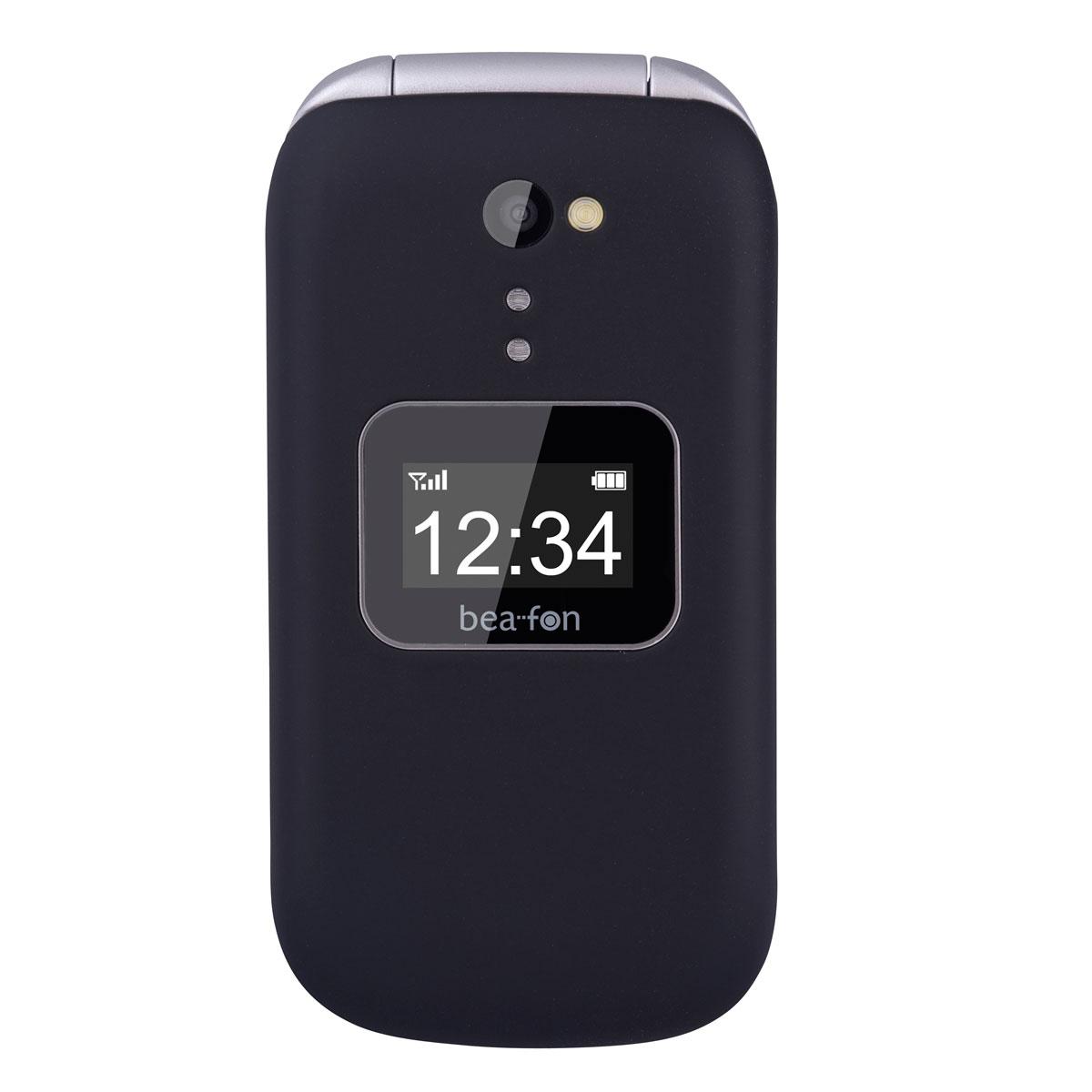 BEA FON Téléphone Mobile SL650 Noir
