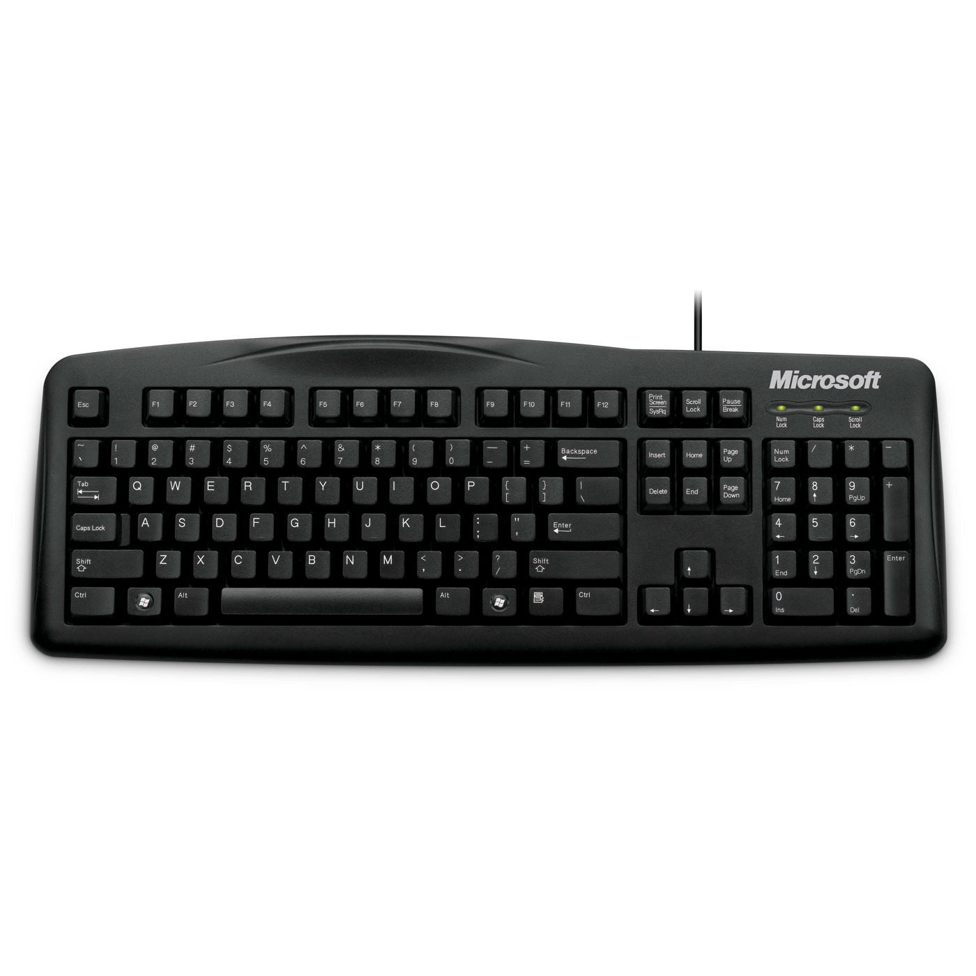 Microsoft Wired Keyboard 200 - 6JH-00011