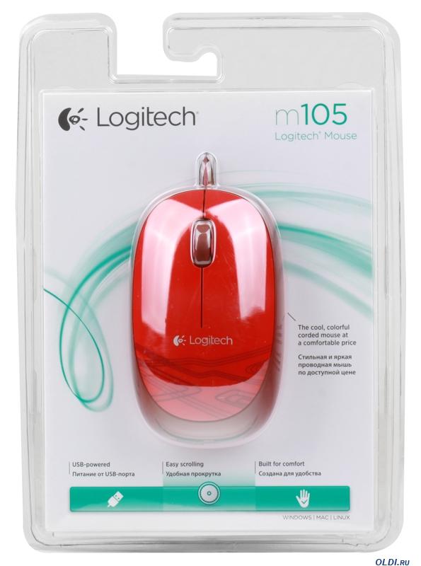 Souris Logitech M105