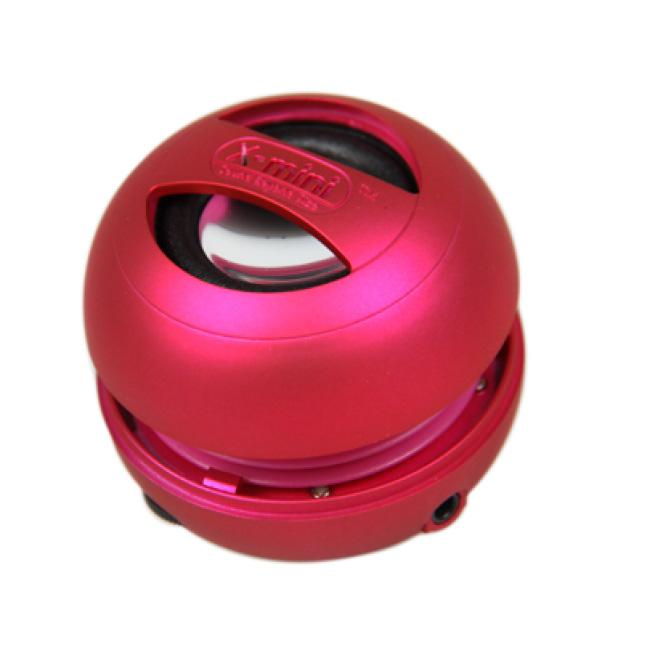 X-MINI - Mini enceinte capsule X-MINI II - ROSE