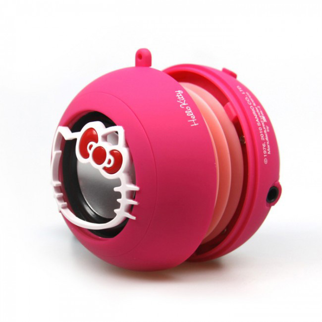 X-MINI - Mini enceinte capsule X-MINI II - HELLO KITY