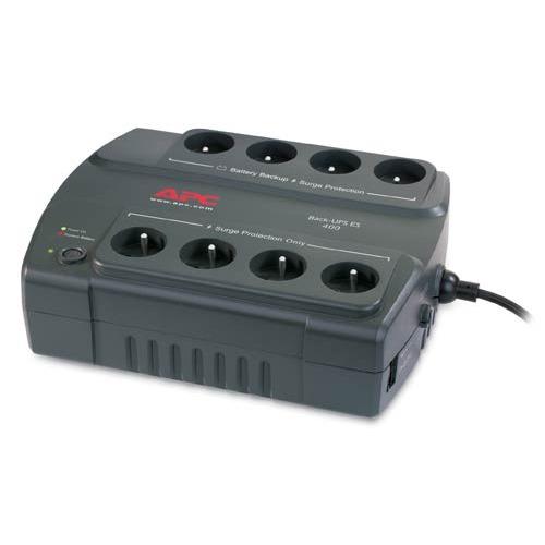 Onduleur APC Back-UPS ES 400VA -BE400-FR