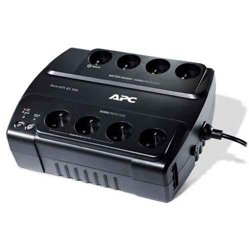 Onduleur APC Back-UPS ES 550VA - BE550G-FR
