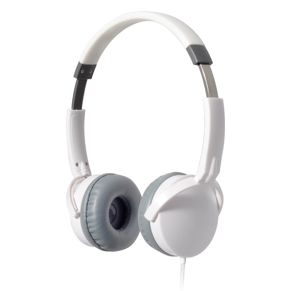 Casque Micro CAMPUS Rockerz IP710WT - Blanc