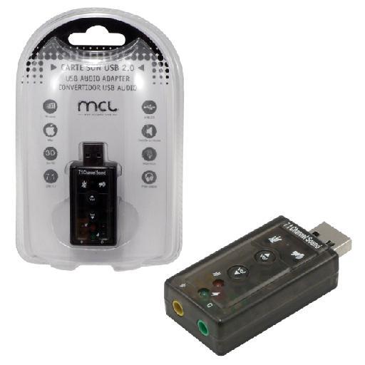 Adaptateur Audio USB 7.1 NoName