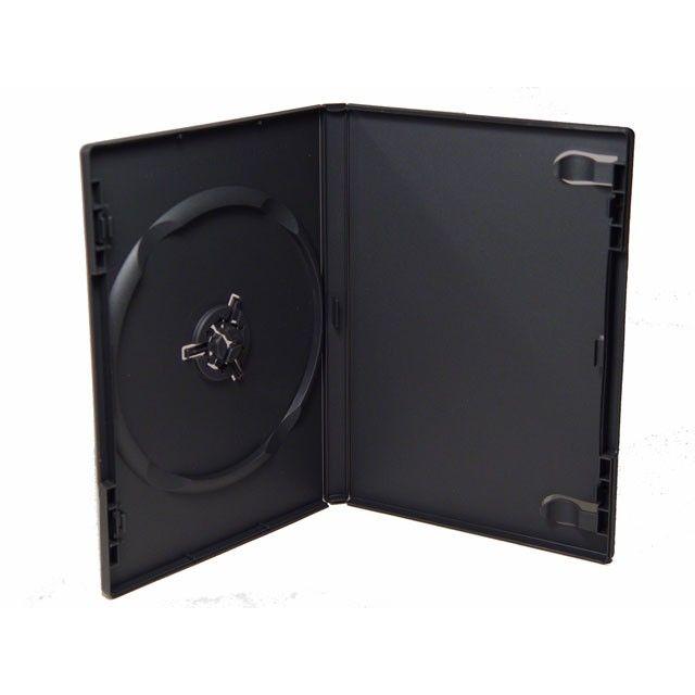 Boitier DVD - 1 DVD - Standard - Noir - A L'unité