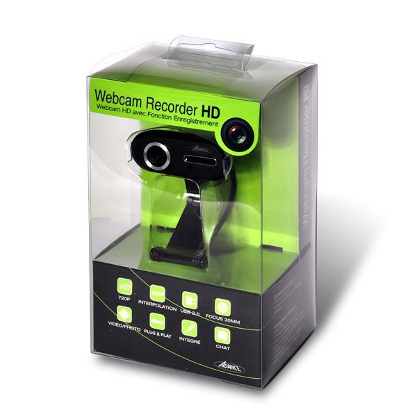 Webcam Advance Recorder HD - Réf. WB-HDREC