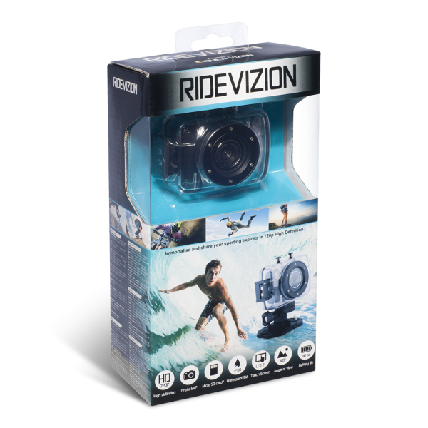 WebCam Advance RIDEVIZION - Réf. DV-123SJ