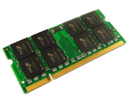 Mémoires SODIMM - DDR2 - 2Go
