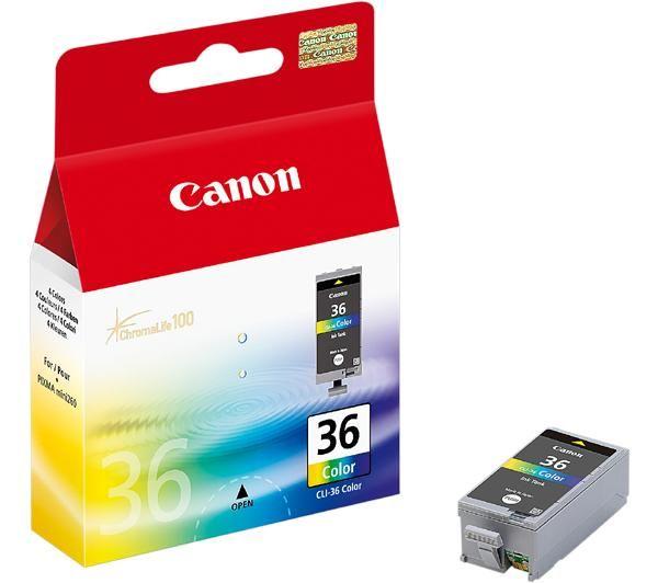 Cartouche Canon CLI-36 Couleur - 1511B001