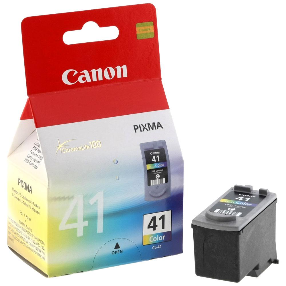 Cartouche Canon CL-41 Couleur - 0617B001