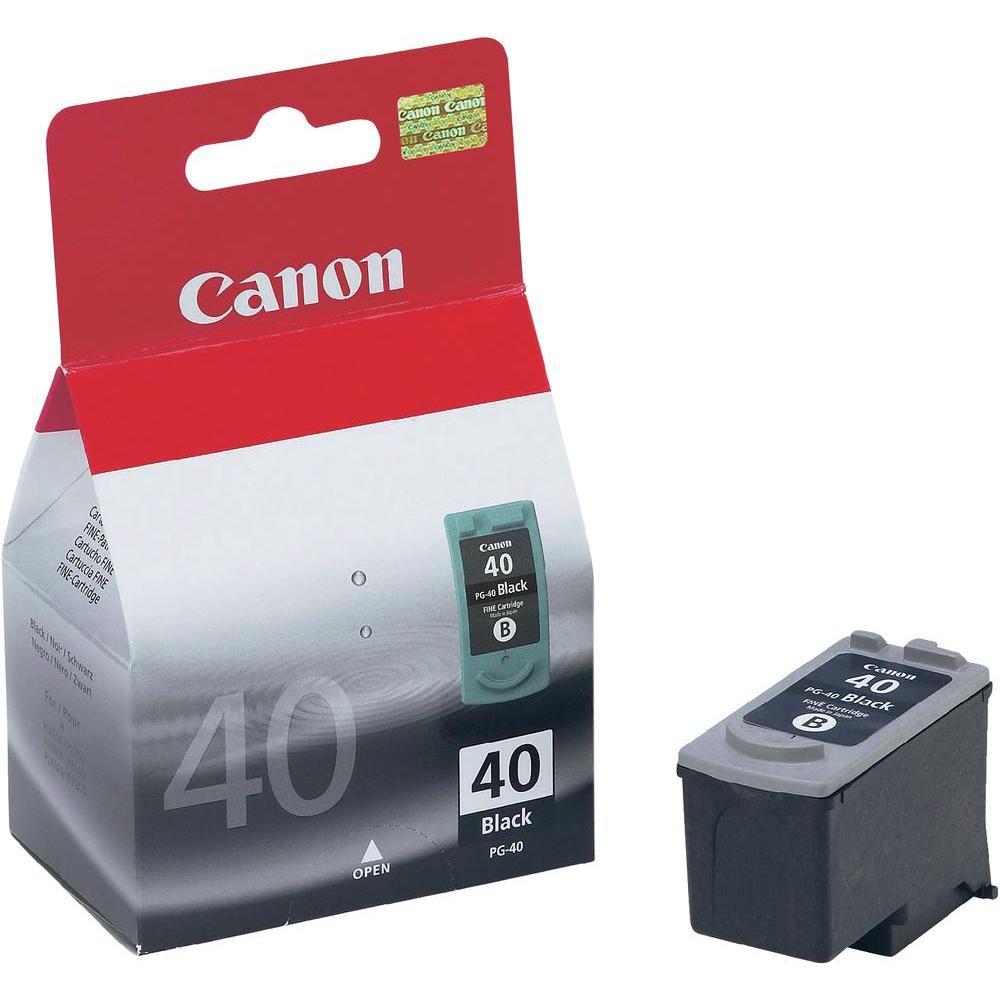 Cartouche Canon PG-40 Noir - 0615B001