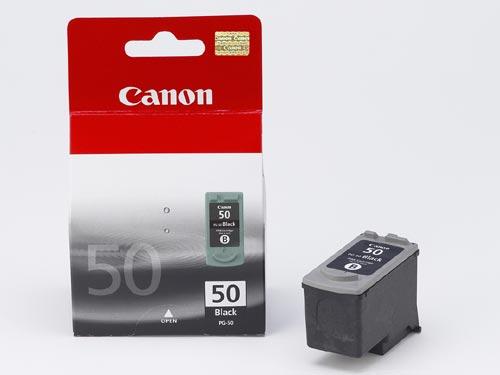 Cartouche Canon PG-50 Noir - 0616B001