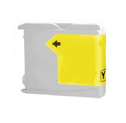 Cartouche Générique LC970Y / LC1000Y - Yellow