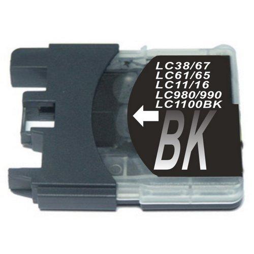 Cartouche Générique LC980BK / LC1100BK - Noir