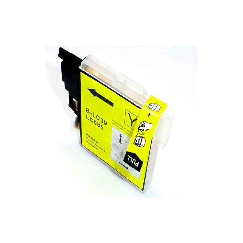 Cartouche Générique LC985Y - Yellow