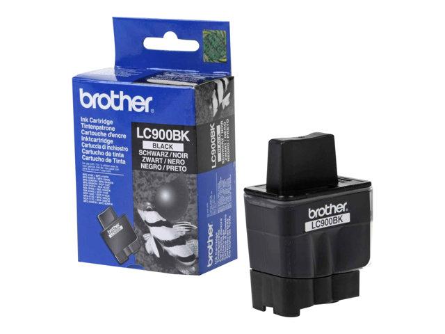 Cartouche Brother LC900BK - Noir