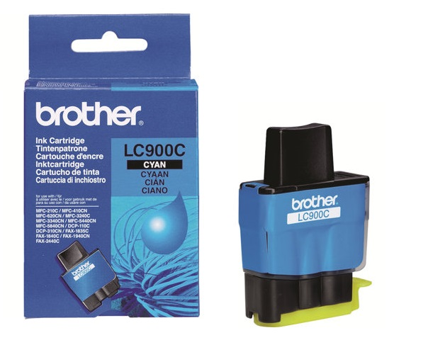 Cartouche Brother LC900C - Cyan