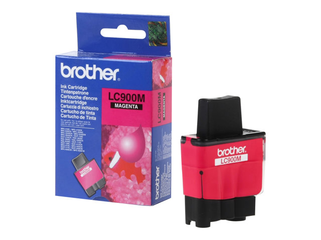 Cartouche Brother LC900M - Magenta
