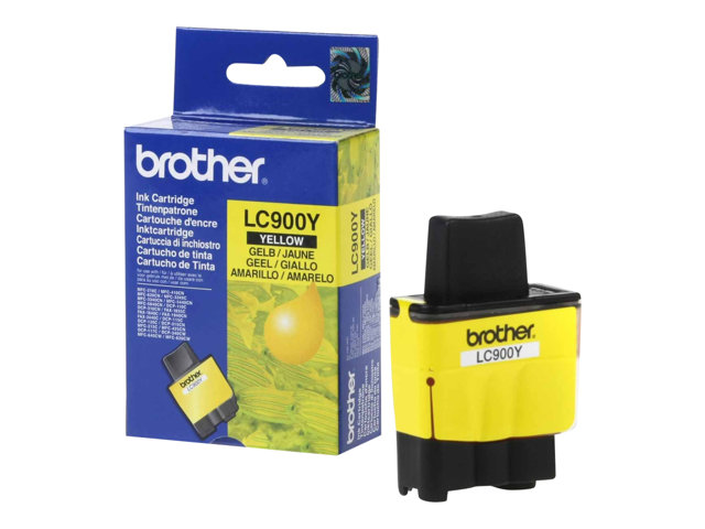Cartouche Brother LC900Y - Yellow
