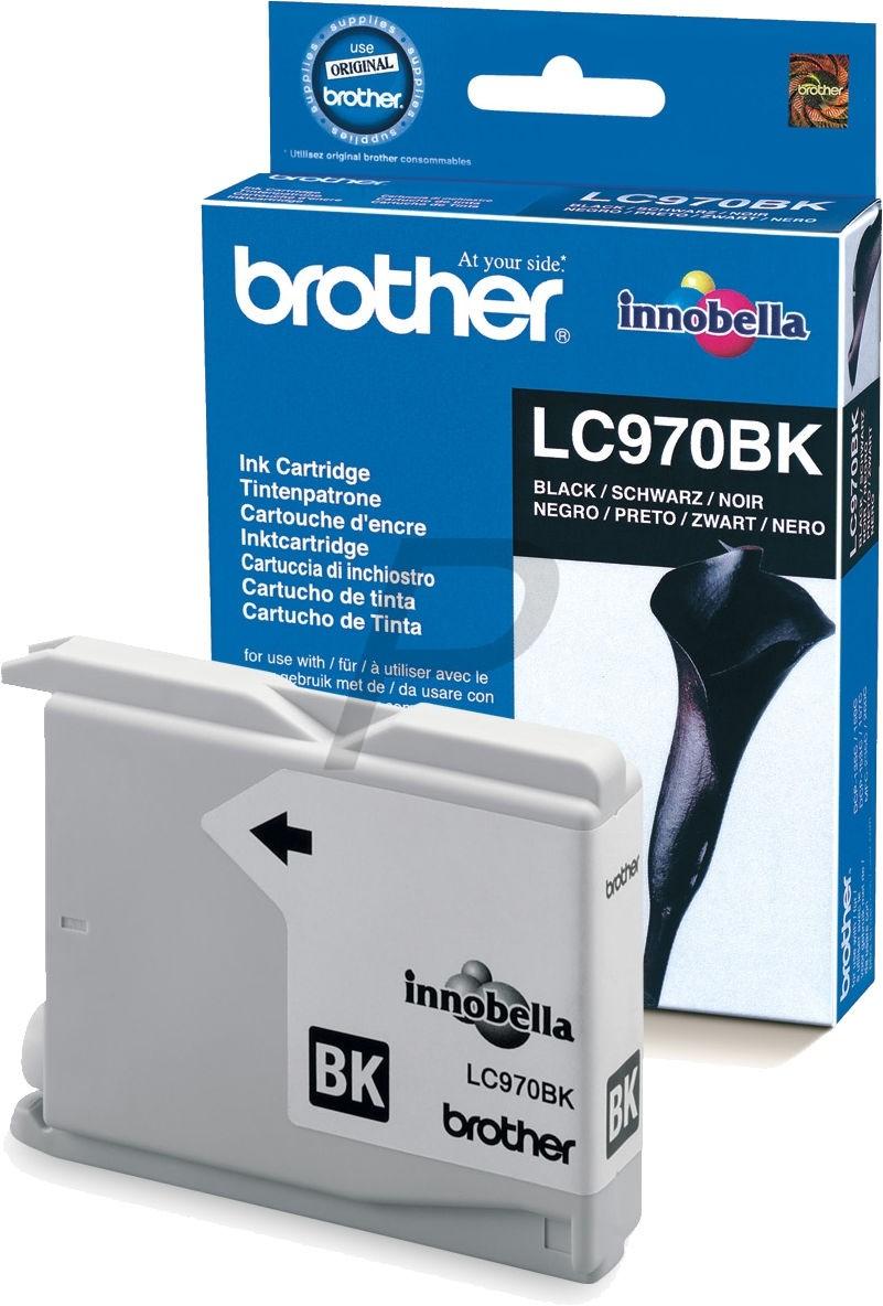 Cartouche Brother LC970BK - Noir