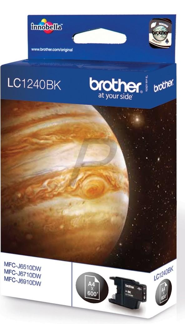 Cartouche Brother LC1240BK - Noir