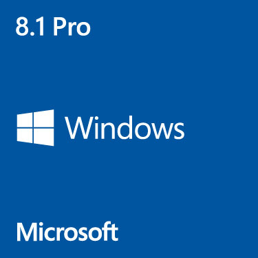 Windows 8.1 - Professionnel - 64 Bits - DVD - OEM