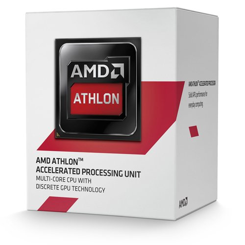 Processeur AMD - AM1 - ATHLON 5150 - 1.60GHz