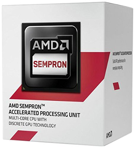 Processeur AMD - AM1 - SEMPRON 2650 - 1.45GHz