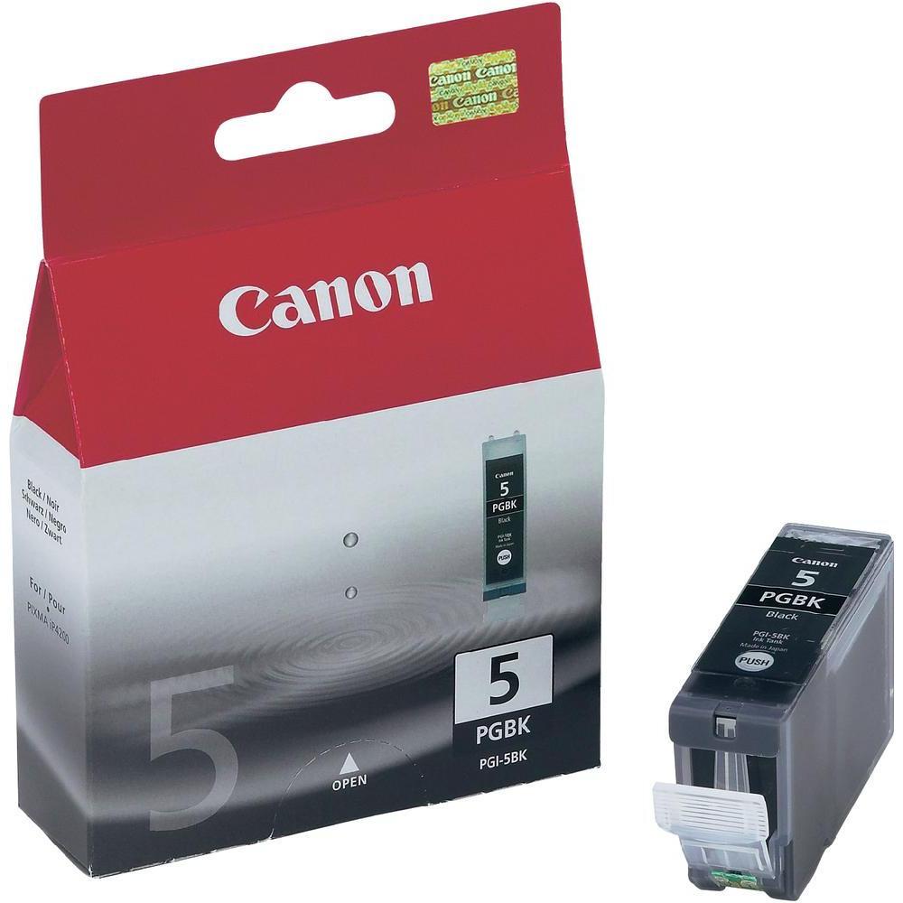 Cartouche Canon PGI-5BK Noir - 0628B001