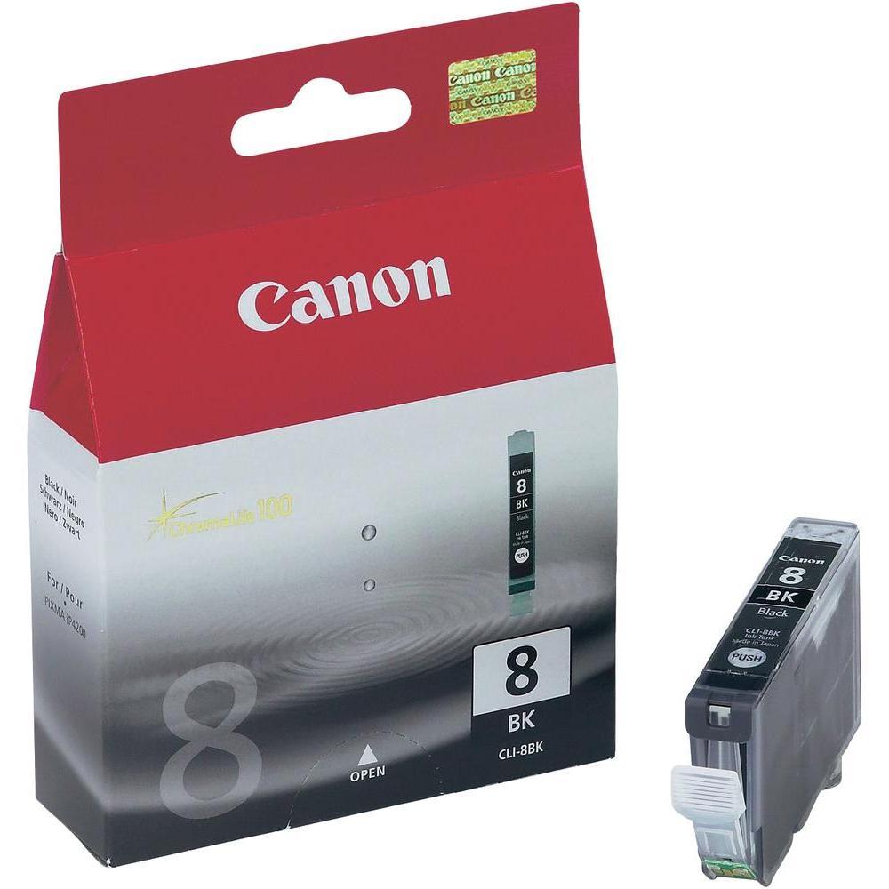 Cartouche Canon CLI-8BK Noir - 0620B001