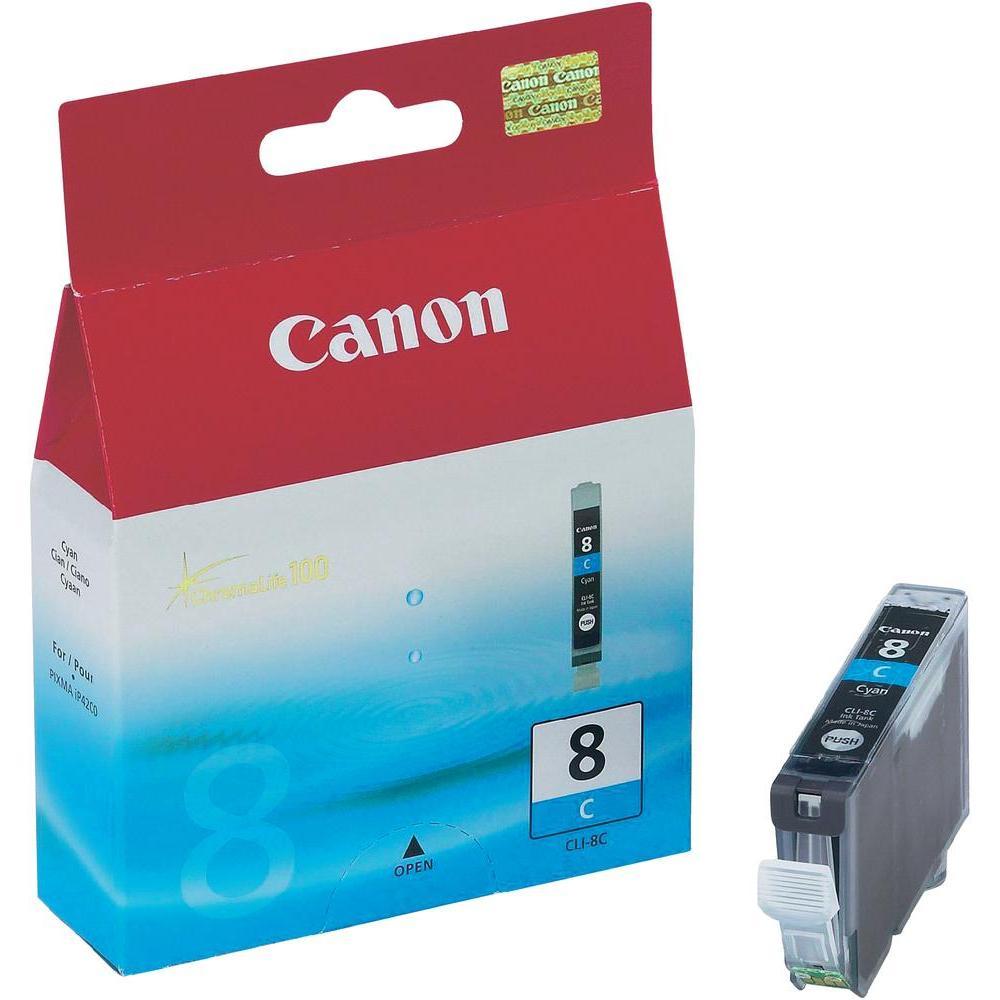 Cartouche Canon CLI-8C Cyan -  0621B001