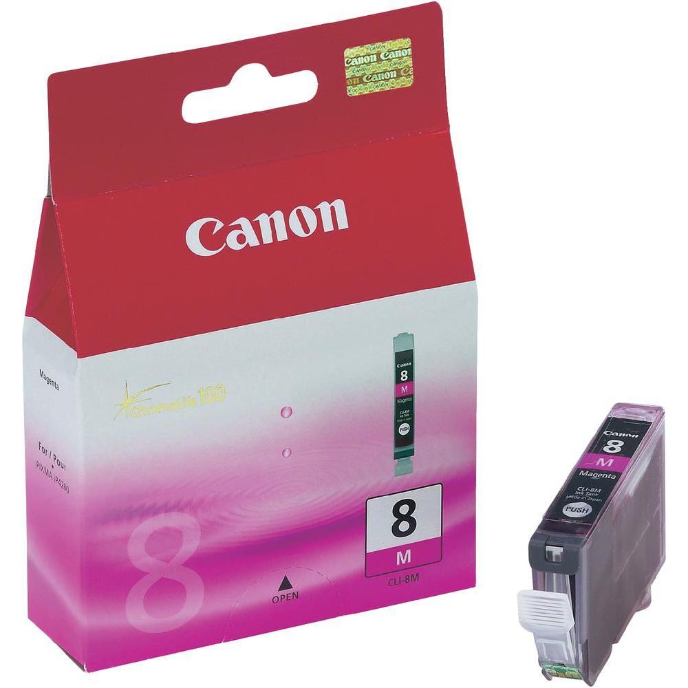 Cartouche Canon CLI-8M Magenta - 0622B001