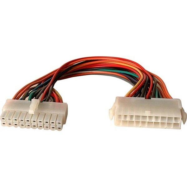 Câble ATX (M) 20Pins / ATX (F) 20pins - 15 cms