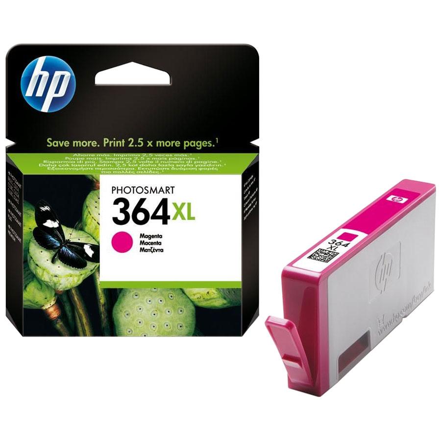 Cartouche HP 364XL Magenta - CB324EE