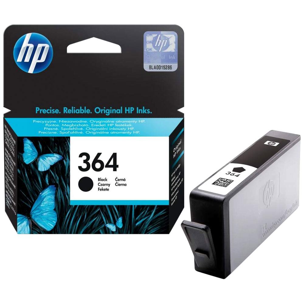 Cartouche HP 364 Black - CB316EE