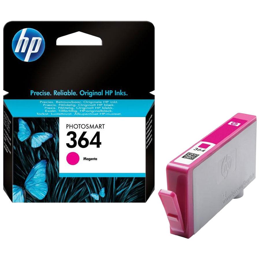 Cartouche HP 364 Magenta - CB319EE