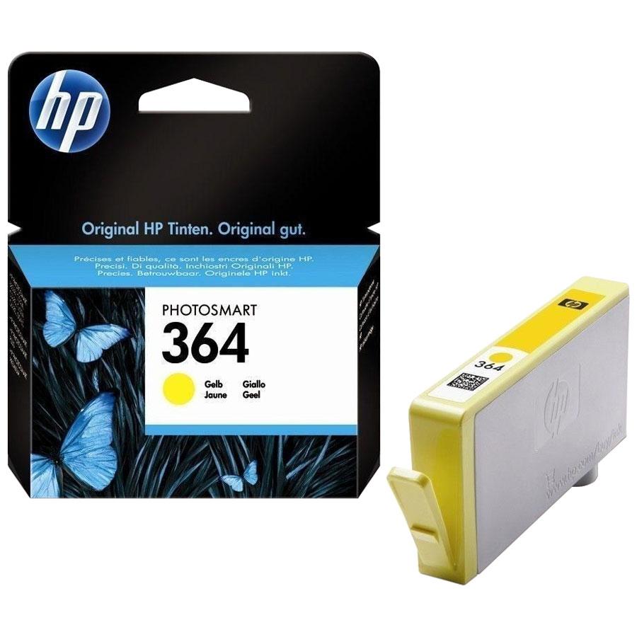 Cartouche HP 364 Yellow - CB320EE