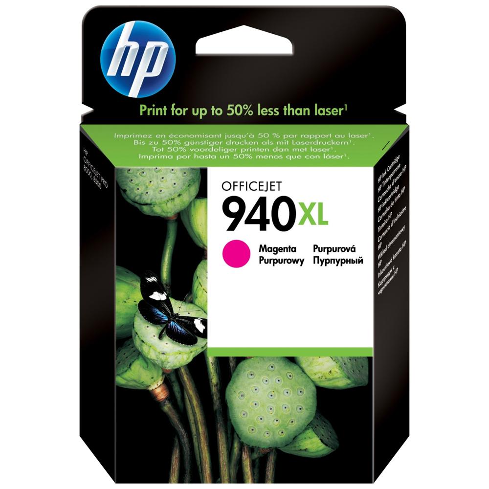 Cartouche HP 940XL Magenta - C4908AE