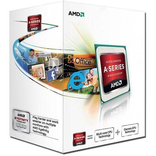 Processeur AMD - FM2 - A4-6300 - 3.70GHz