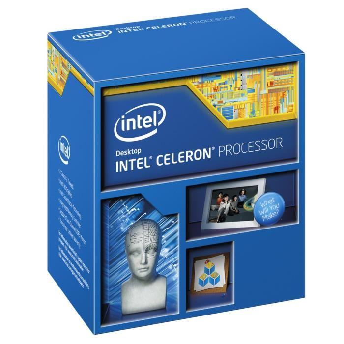 Processeur INTEL - 1155 - CELERON G1840 - 2.80GHz